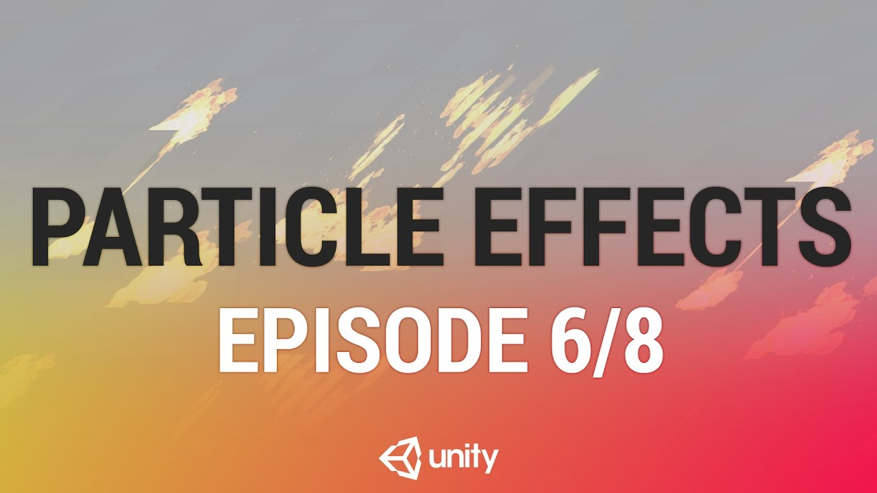 Visual Effects With Particle Systems - Adding Lighting To Particles [6/8]  Live 2017/1/23