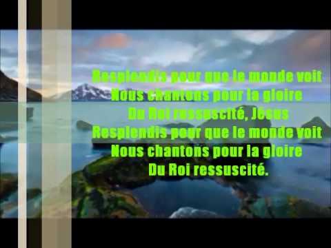 Sauve avec puissance - Mighty to save in French/en Français