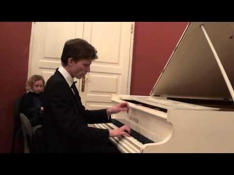 Людвиг ван Бетховен - Фортепианное трио №12: Аллегретто си-бемоль мажор