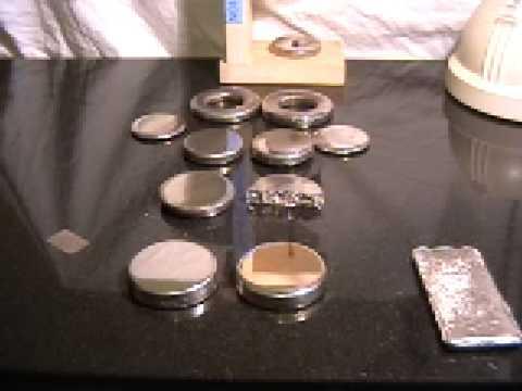 Bismuth Plates