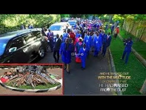 HUNDREDS OF CRIPPLES RAISED BY THE MIGHTIEST PROPHET OF THE LORD!!!