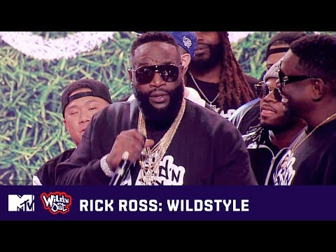 Rick Ross Goes In On Chico Bean's Hairline | Wild 'N Out | #Wildstyle