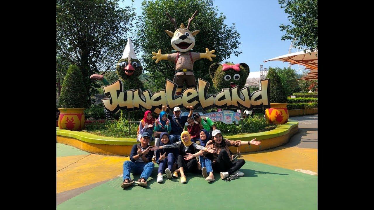 Jungleland Bogor Sentul City 2018