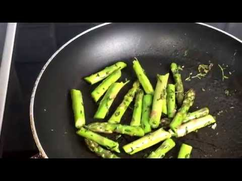 How to Cook Asparagus the Healthiest Way