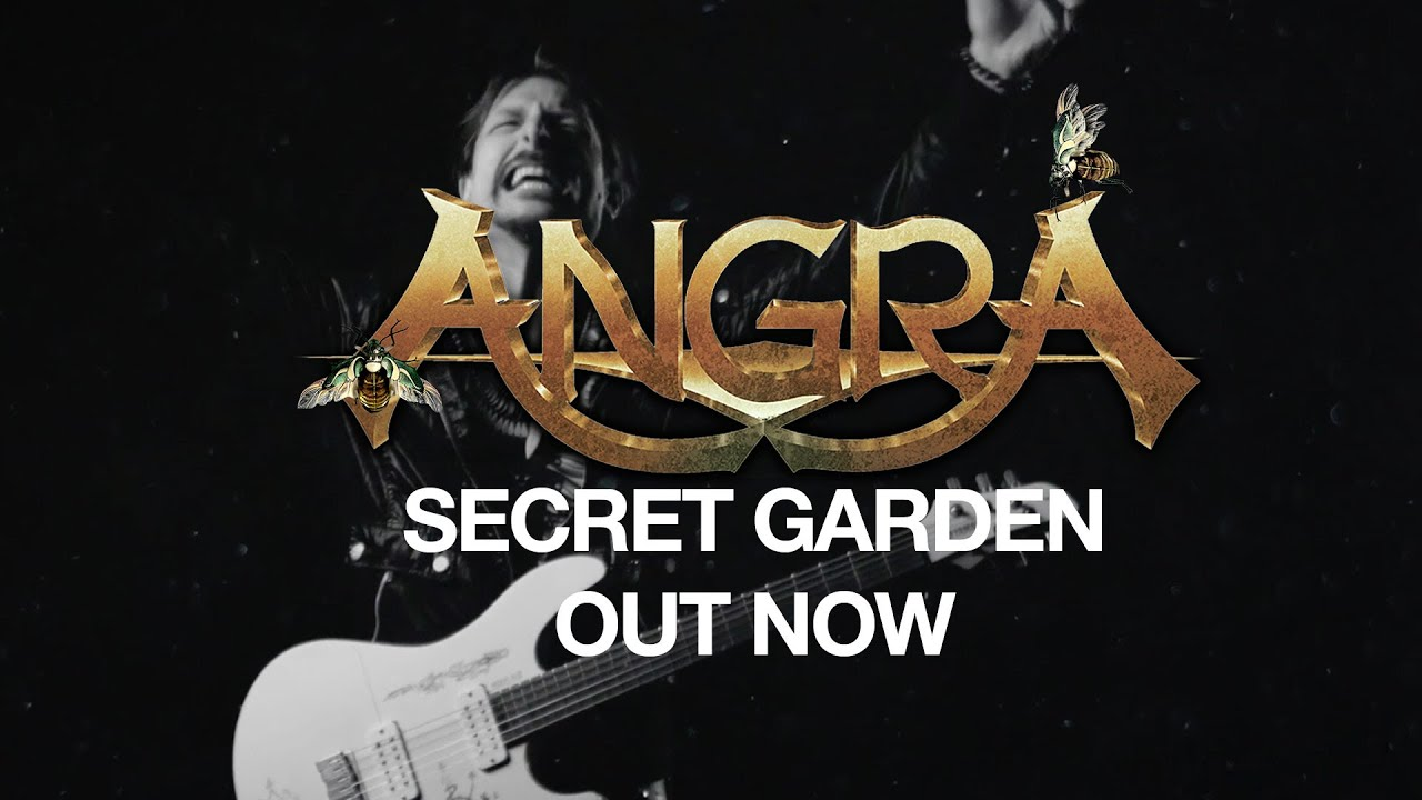 Angra Secret Garden Trailer Out Now Youtube