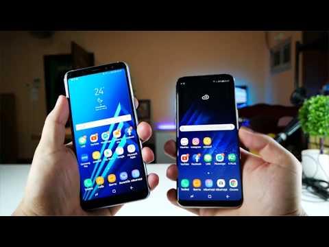 รีวิว Galaxy A8+ 2018 คือใช้ดี ชอบ ความรู้สึก