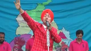 parminder singh sivia chok sarkari live punjabi song