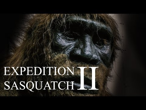 NEW BIGFOOT DOCUMENTARY 2018 - EXPEDITION SASQUATCH 2 - Full Length Movie