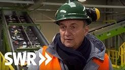 Weltmeister im Mülltrennen - Die Sortier-Profis von TOMRA | SWR made in Südwest