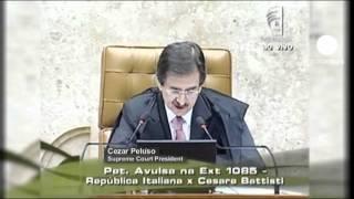 Cesare Battisti libre
