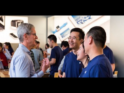 Apple now fifth behind local brands in China as iPhone sales decline