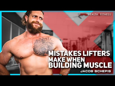 3 Mistakes Lifters Make When Building Muscle