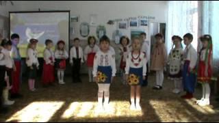Гімн України співають діти. Росіянам не дивитись, досить поплюжити нашу дошкільну освіту.