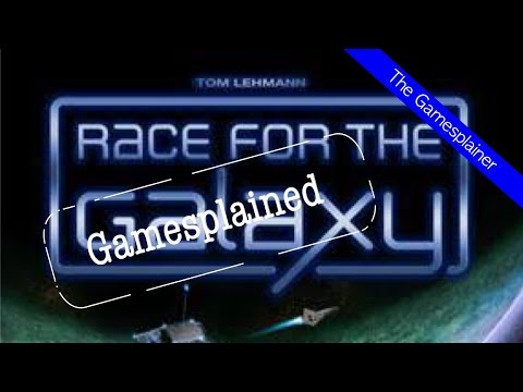 Race For The Galaxy Gamesplained - Part 2