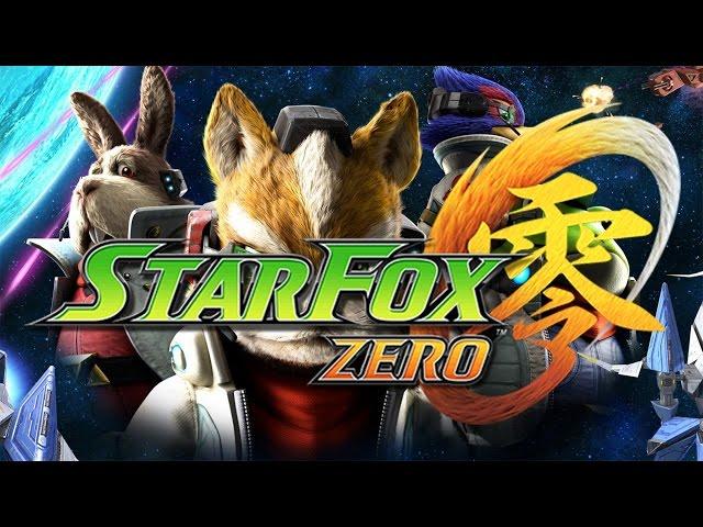 Star Fox Zero - OST - Return To Corneria