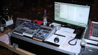 Technik und Aufbau vom Musical 2014