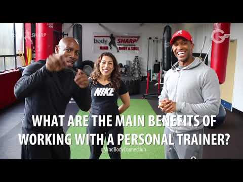 What the benefit of having a personal trainer?