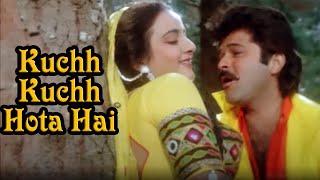 Kuchh Kuchh Hota Hai | Rakhwala (1989) | Anil Kapoor | Farah | Mohd.Aziz & Sadhna Sargam | Love Song