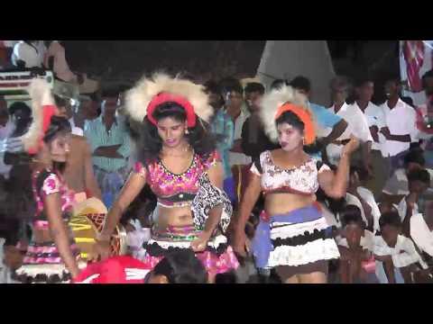 Karakattam Tamil Village dance full hd 1080p village dance 2017 thumbnail