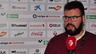 Entrevistas en Zona Mixta | C. A. Osasuna vs Villarreal C. F.