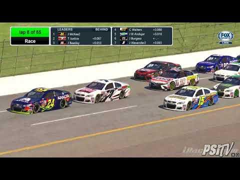 NMNTS BA Graphics Cup // Off-Season Race // Talladega