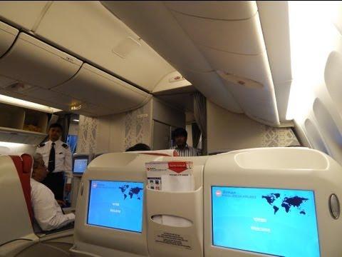 ✈ Biman Bangladesh Airlines B777-300ER - DAC to KLIA (HD)