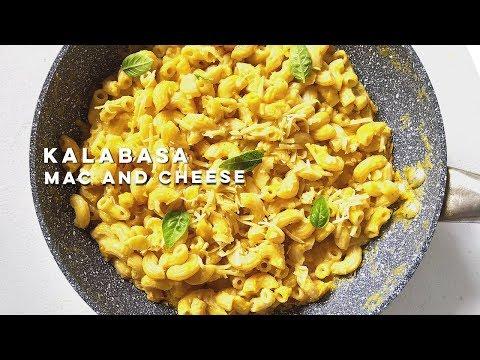 Kalabasa Mac And Cheese Recipe | Easy Squash Mac And Cheese Recipe
