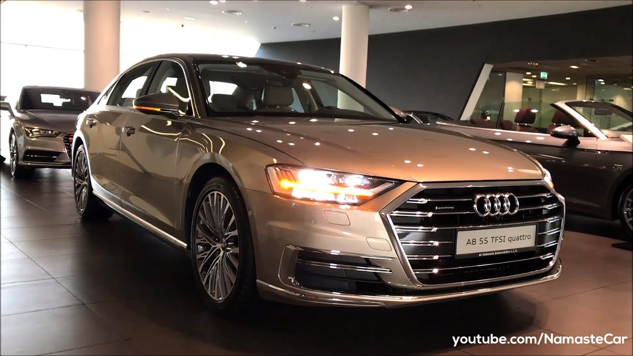 Audi A8 L 55 Tfsi Quattro D5 2018 Real Life Review Youtube