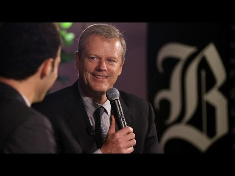 Political Happy Hour with Charlie Baker