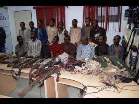 Nigeria news today | Police kill 104 bandits, arrest 85 in Zamfara