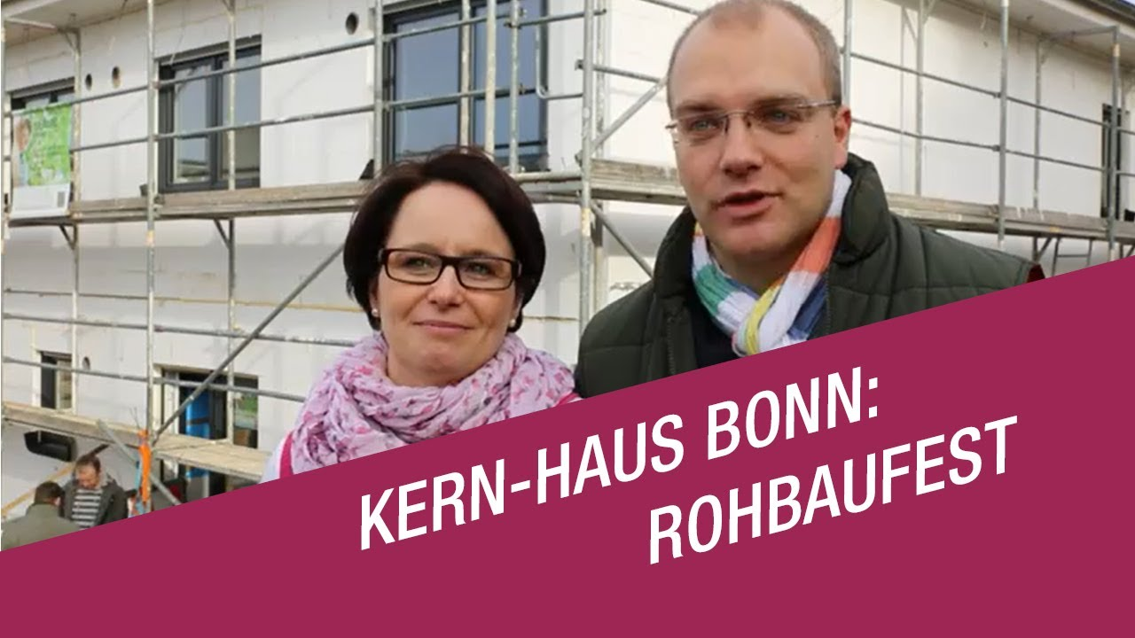 Kern Haus Bonn Rohbaufest am 15 02 2014
