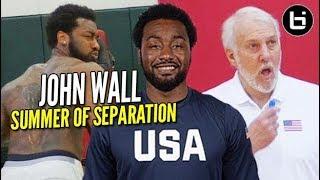 John Wall Responds to THE MEME + USA Mini-Camp & More!! Summer of Separation /// Episode 2 thumbnail