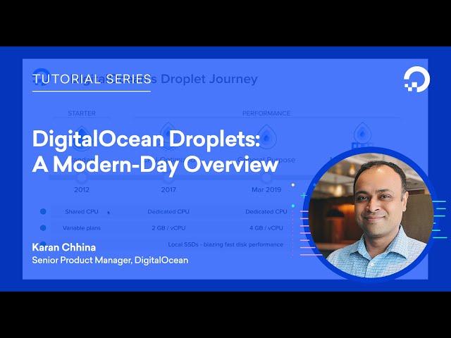 DigitalOcean Droplets: A Modern-Day Overview