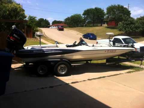 Fort hood lemon lot bass boat triton tr20 fort hood for Buy bass boat without motor