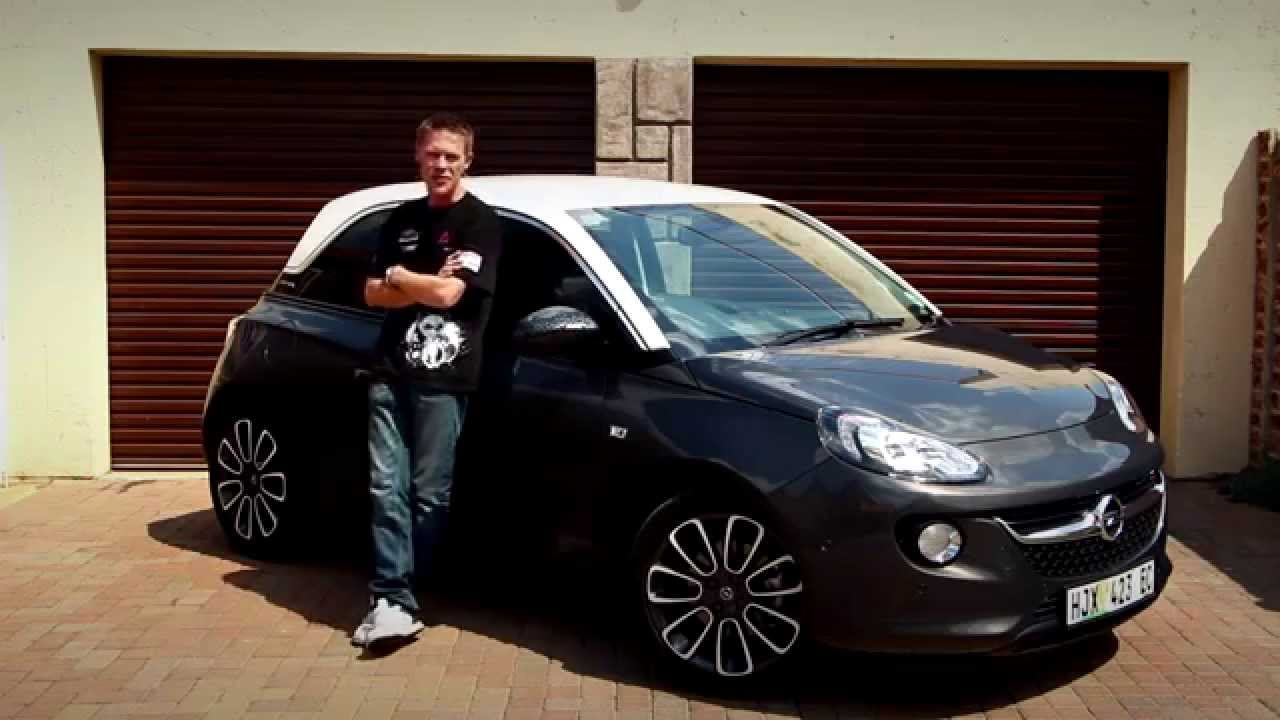 opel adam glam 1 0t ecoflex car review youtube. Black Bedroom Furniture Sets. Home Design Ideas