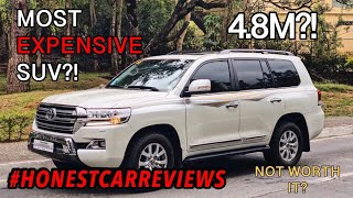 2019 Toyota Land Cruiser 4X4 VX In Depth Honest Review (Interior, Exterior, Engine, Performance)