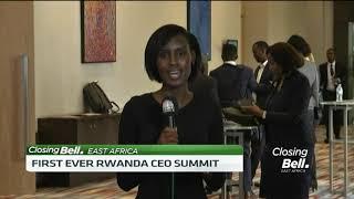CEOs gather in Rwanda