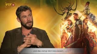 Chris Hemsworth über Thor 3: Tag der Entscheidung
