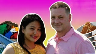 Eric Is A Disgusting Slob | 90 Day Fiancé - Eric and Leida