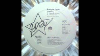 Man Parrish - Boogie Down Bronx