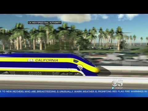 Lawmakers Call For Audit Of High-Speed Rail Project