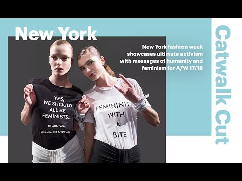 Catwalk Cut: New York A/W 17/18