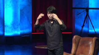 Break the bias: Hideshi Hamaguchi at TEDxPortland 2012