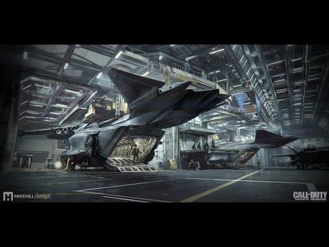 Call of Duty Infinite Warfare - Retribution Design Overview - Mike Hill
