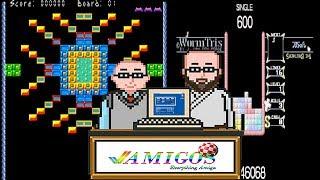 Amigos: Everything Amiga Podcast 219 - Wormtris / Megaball