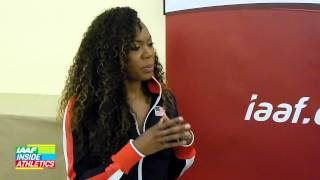 IAAF Inside Athletics Season 2 - Episode 8 with Sanya Richards Ross