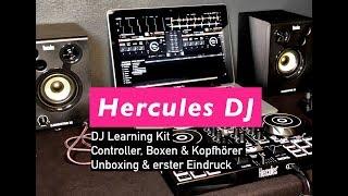 Hercules DJ Learning Kit | erster Eindruck