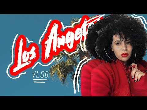 Los Angeles Vlog | Miles Medina | Erica Fae