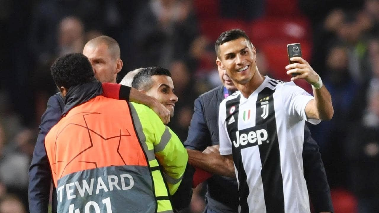 Cristiano Ronaldo #RESPECT Moments