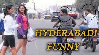 Latest Hyderabadi Hindi Funny Video (Part - 5) || Hyderabadistars
